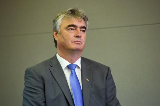 Nekdanji minister za šolstvo Milan Zver (foto: STA)