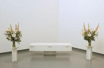 Model krste, ki jo lahko izdelate iz Ikeinih materialov. Foto: Designboom.com