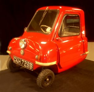 Peel P50. Foto: Wikimedia commons