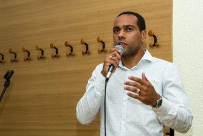 Marcos Tavares je tudi pastor (foto: osebni arhiv).
