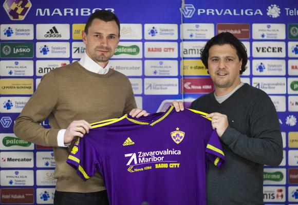 Glavni adut Maribora spomladi bo zagotovo izkušeni Novaković (foto: facebook).
