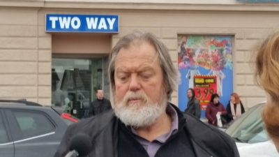 Stojan Jakin, župan Vrhnike. Foto: Nova24TV