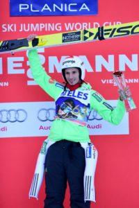 Leteči Robert Kranjec je zmagal še sedmič v karieri (foto: epa).
