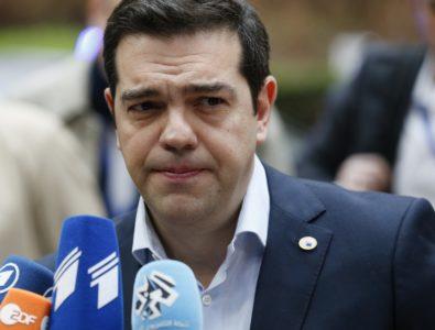 Aleksis Cipras (Foto: epa).