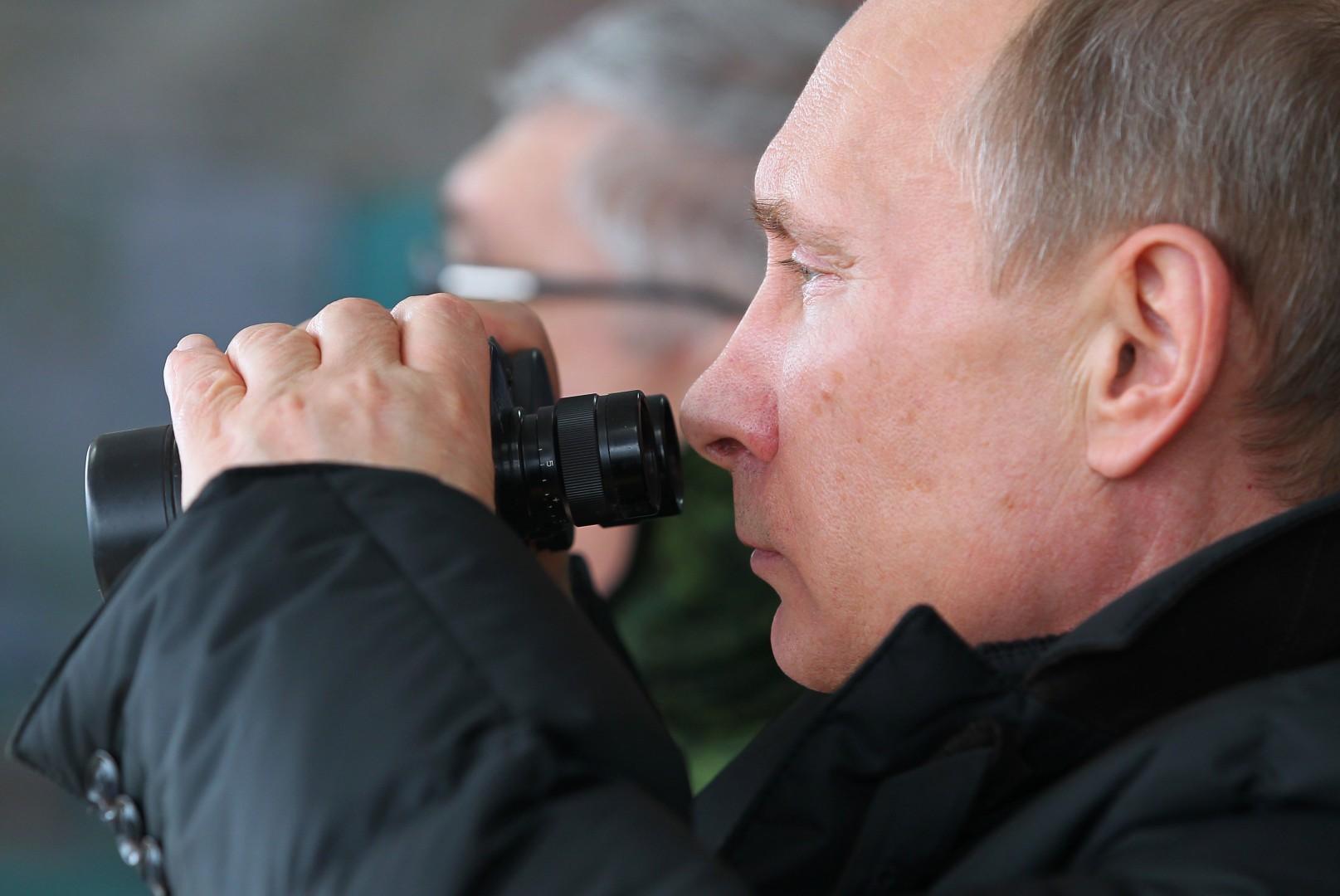Vladimir Putin (Foto: epa).