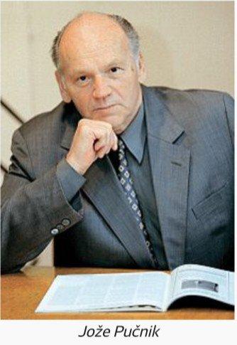 Jože Pučnik (foto: Twitter).