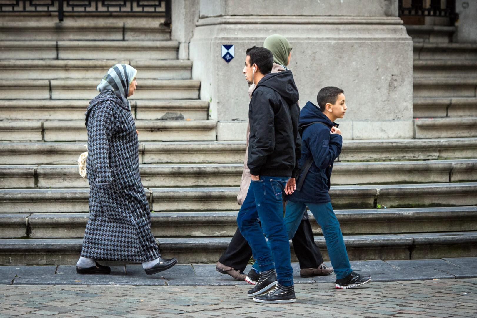 80 odstotkov prebivalcev Molenbeeka sestavljajo Maročani.