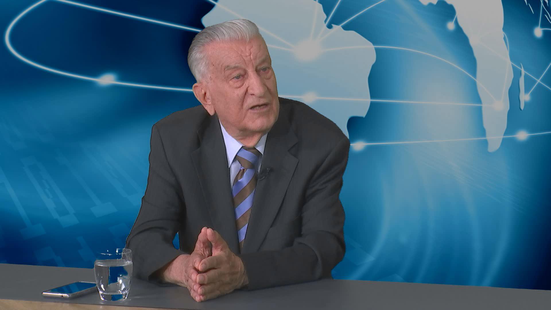 Anton Drobnič: 27. april je dan začetka napada na kulturo, na pamet in na um Slovenskega človeka. 2