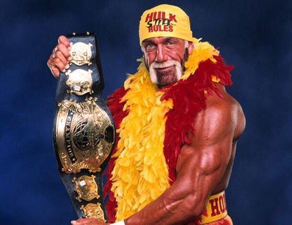 Hulk Hogan (foto: Twitter)