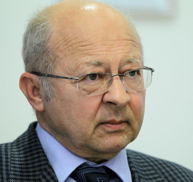 Psiholog Janek Musek (foto: STA)