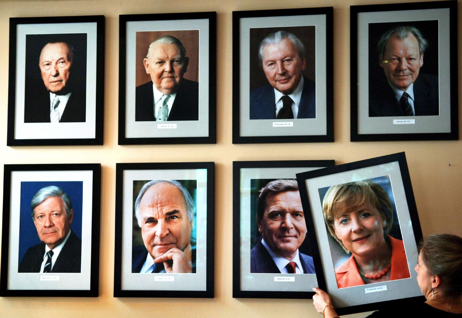 Angela Merkel (Foto: epa).