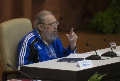 Fidel Castro (foto: epa).