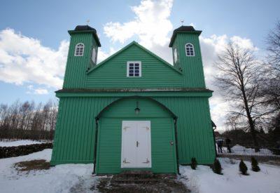 Mošeja v vasici (Foto: epa)
