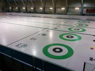 Foto: Curling zveza Slovenije