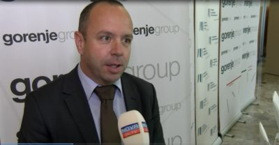 »Slovenija ima dobre inovatorje vendar tega presežka ne znamo vedno izkoristiti.« je povedal izvršni direktor za razvoj Boštjan Pečnik.