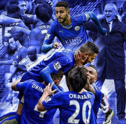 Leicester City BoГџ