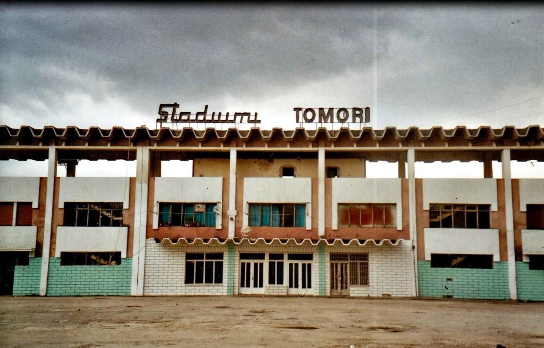 Stadion sem imel ulico stran od doma