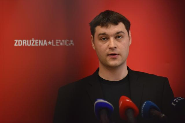 Miha Kordiš bi težave Venezuele reševal še z več socializma in več represije (Foto: STA).