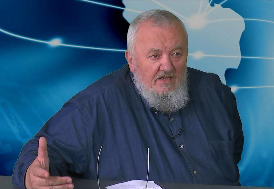 Zgodovinar Stane Granda (Foto: Nova24TV)