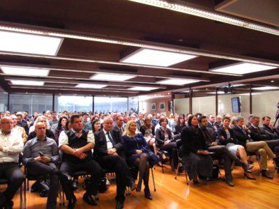Nanotehnološkega dne se je udeležilo 250 zainteresiranih gostov (foto: J.Š.)