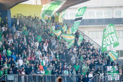 V Velenju se obeta rekordno gostovanje navijačev Olimpije (foto: NK Olimpija).
