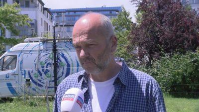 Brane Gregorčič (foto: Nova24TV).