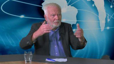 Hubert Požarnik (foto: Nova24TV).