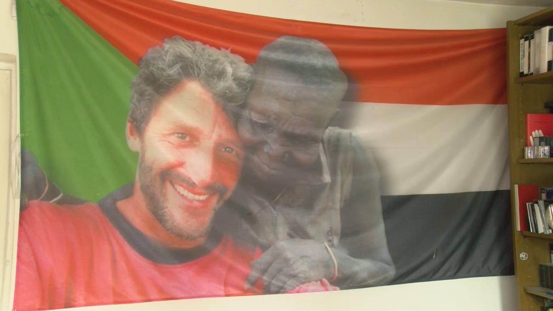 Tomo Križnar se vedno znova rad vrača v Afriko (foto: Nova24tv).