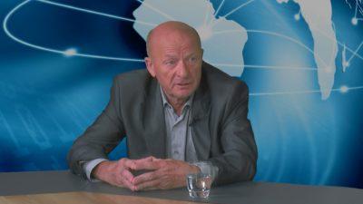 Podpolkovnik Boris Mikuš (foto: Nova24TV).