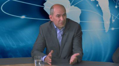 Janez Janša (foto: Nova24TV).