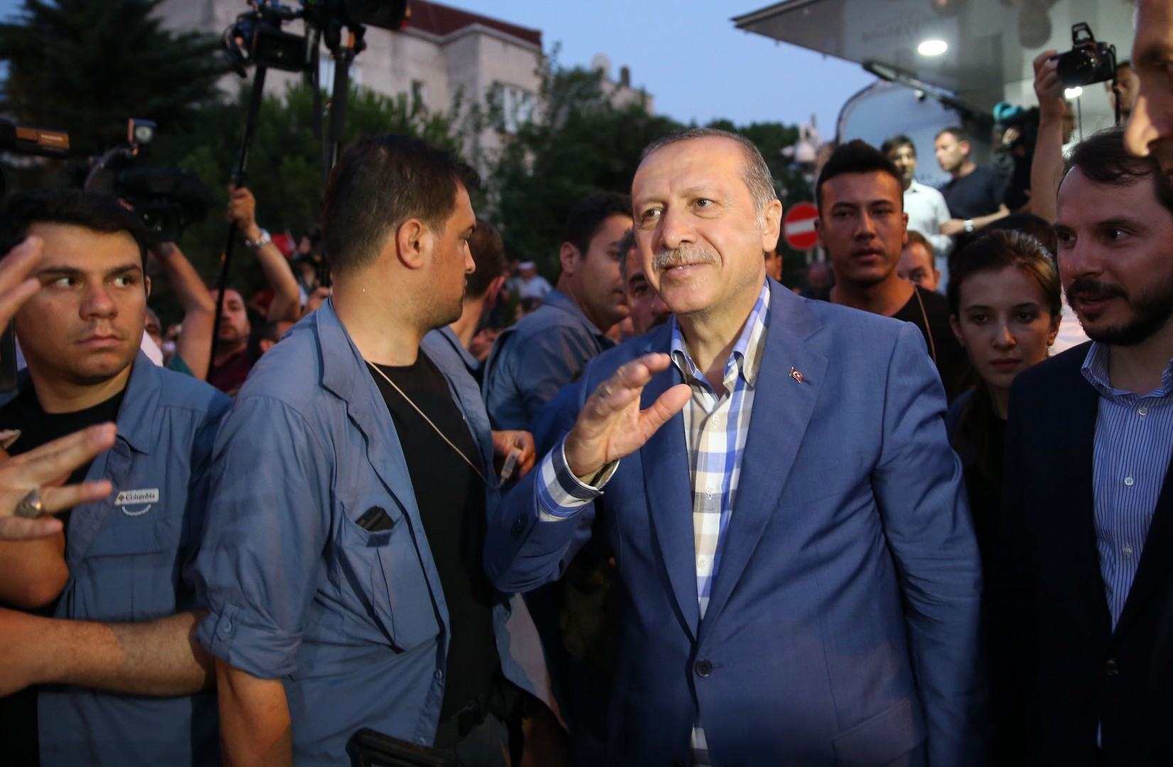 Recep Tayyip Erdogan, foto: EPA