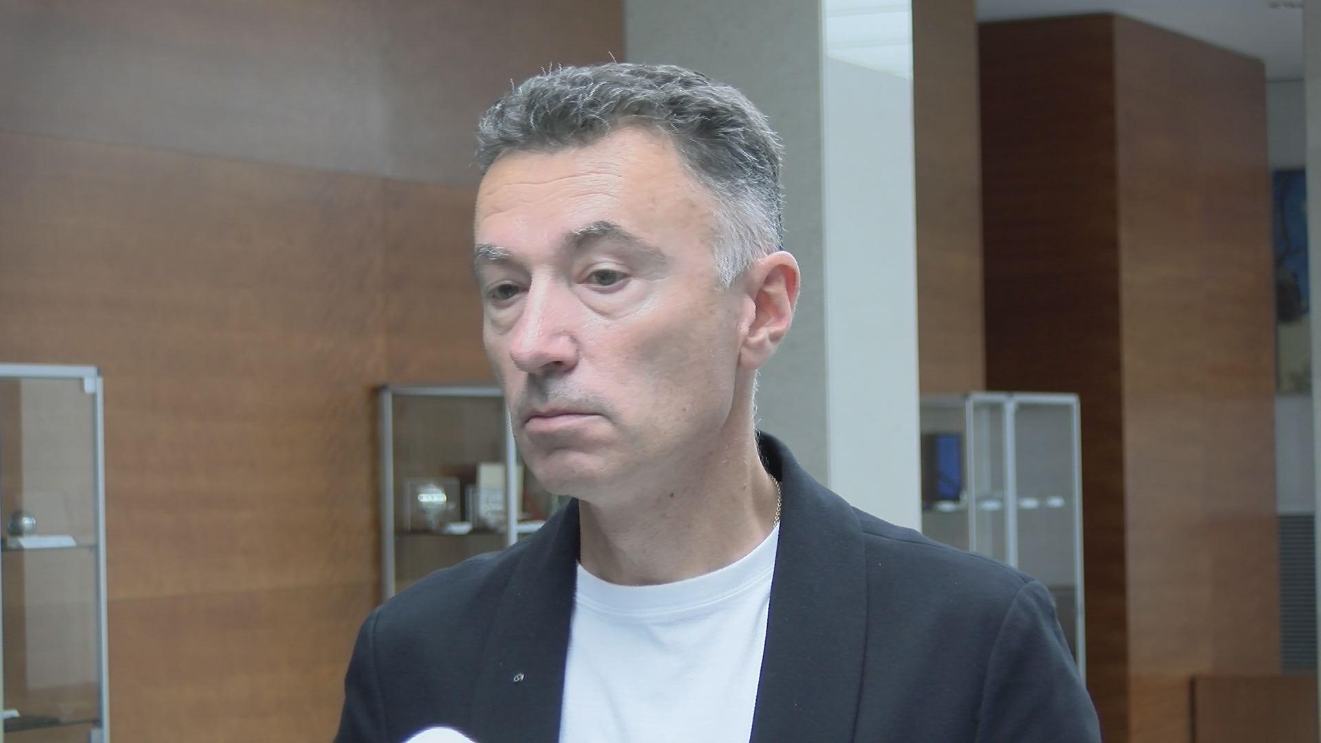 Bojan Dobovšek, foto: Nova 24tv
