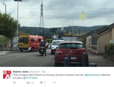 Francija: Policija ubila moška, ki sta zajela talce 1