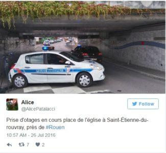 Francija: Policija ubila moška, ki sta zajela talce 2