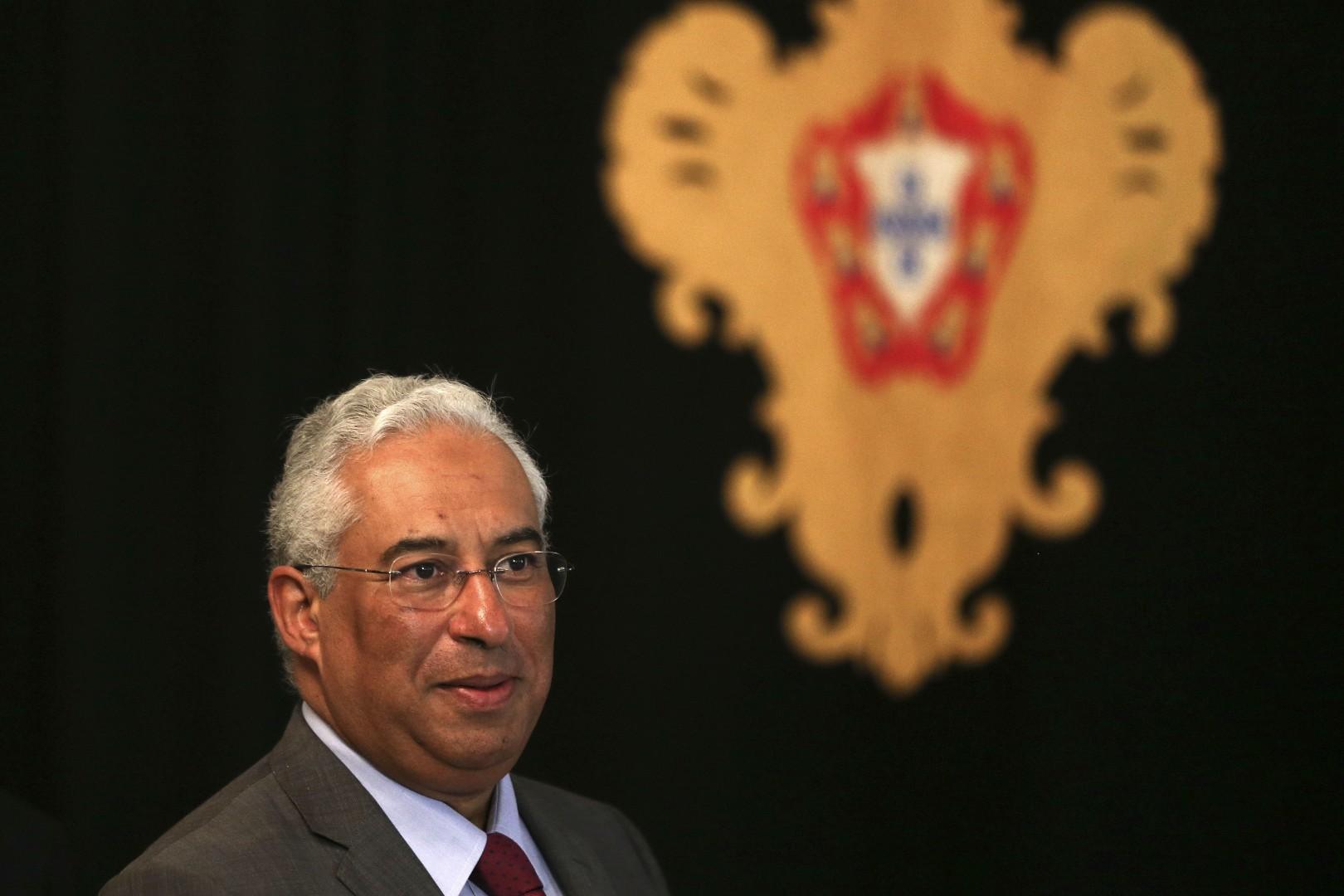 Antonio Costa (foto: epa)