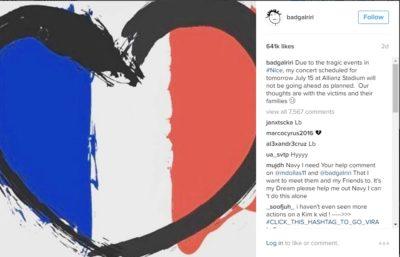 Med terorističnim napadom v Nici sta se nahajala tudi Bono in Stallone 2