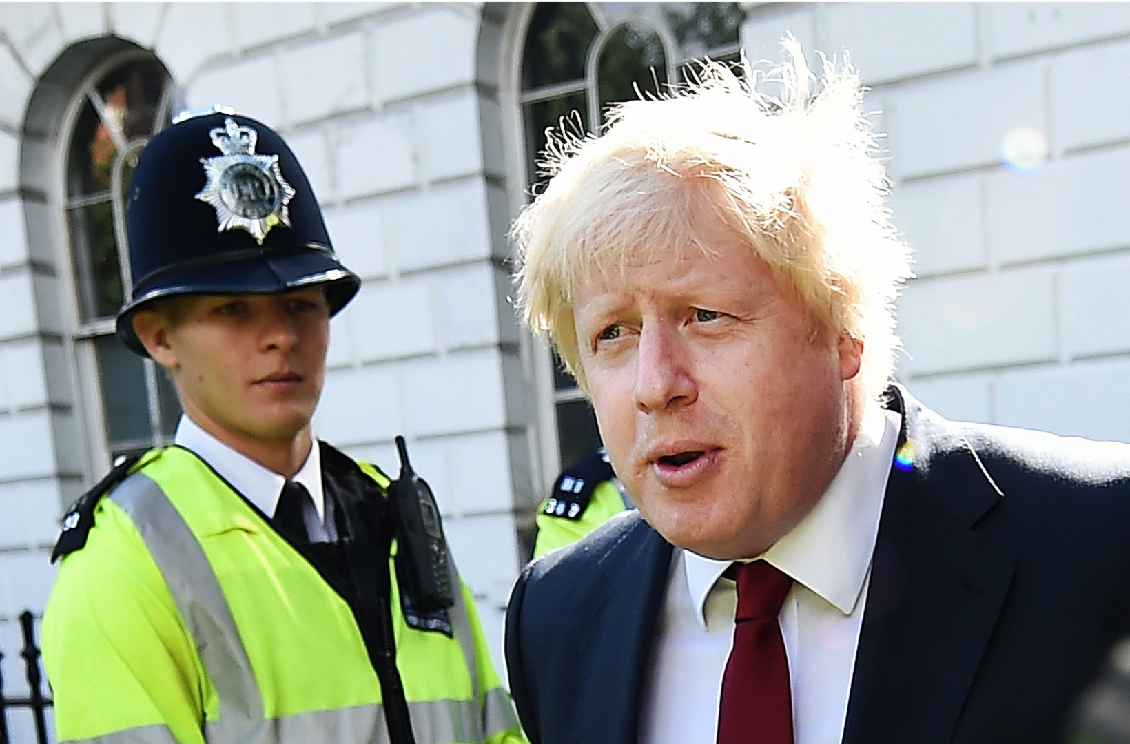 Boris Johnson (foto: epa)