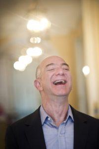 Jeff Bezos (foto: epa)