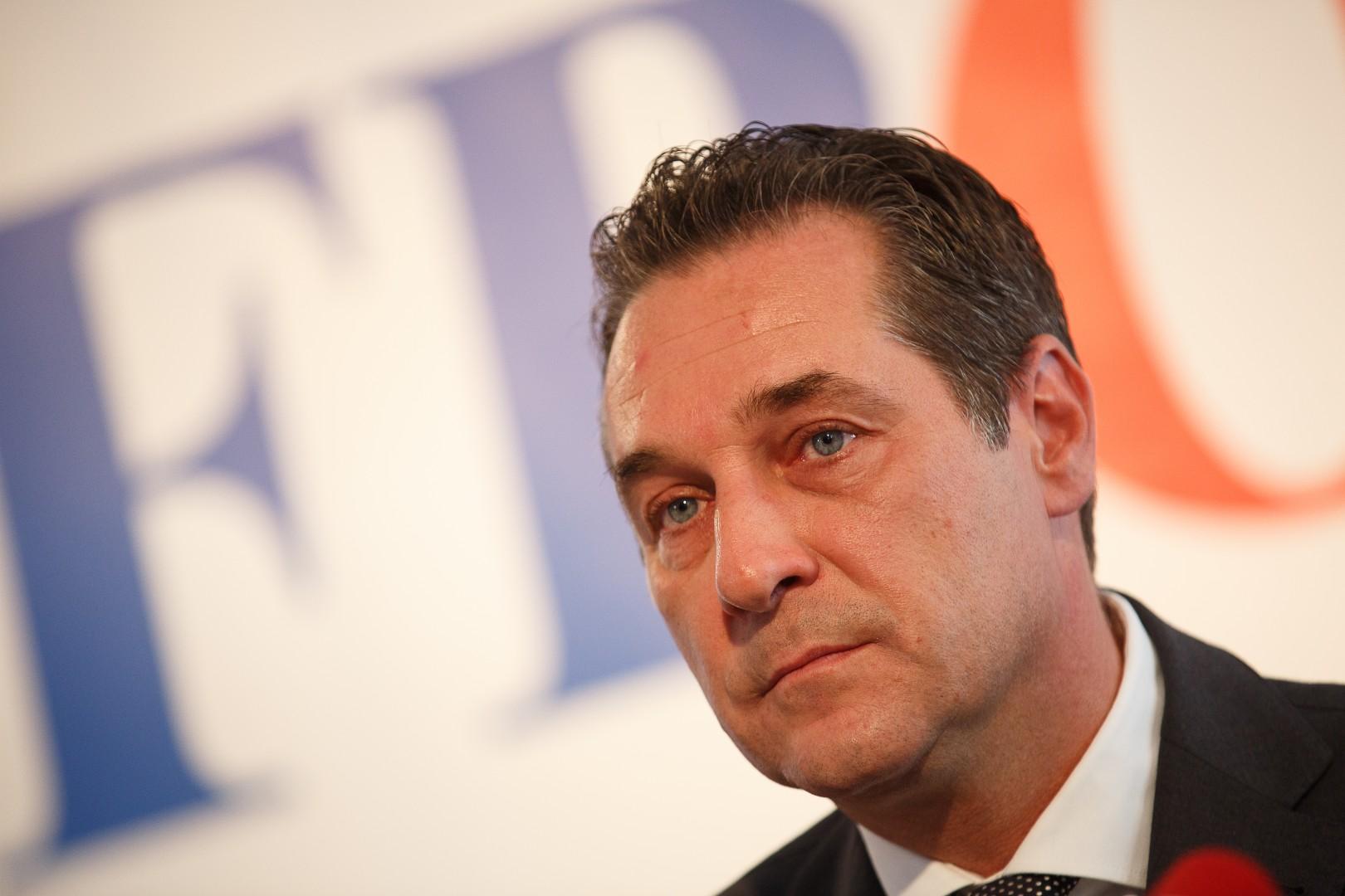 Heinz Christian Strache (Foto: epa)