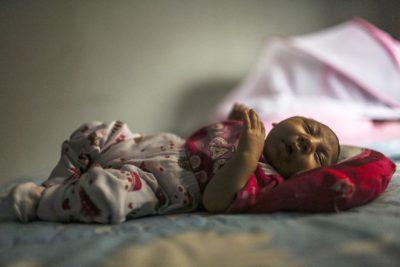 Manuelly Araujo da Cruz, rojena v Braziliji (foto: epa)