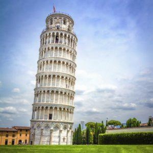 Načrtovali so napad na poševni stolp v Pisi Foto iStoch