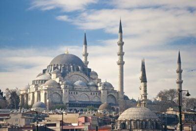V Istanbulu so odkrili zemljevid sveta kartografa pri Sulejmanu Veličastnem Pirija Reisa. Foto: iStock