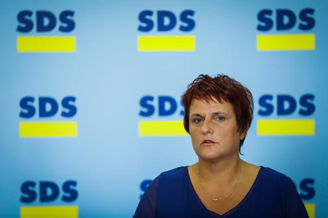 Jelka Godec (Foto: STA).