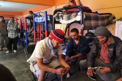 Namesto deportacije je večina 838 novih državljanov ZDA iz Afganistana. foto EPA