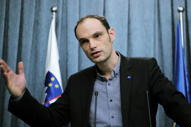 Anže Logar (Foto: STA)