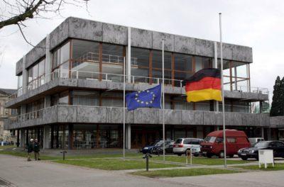 (Stavba nemškega ustavnega sodišča) Foto: epa