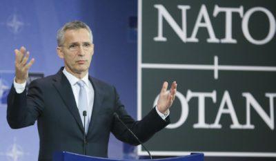 (Generalni sekretar Nata Jens Stoltenberg) Foto: epa