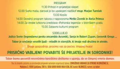 Foto: Gibanje za otroke in družine.si