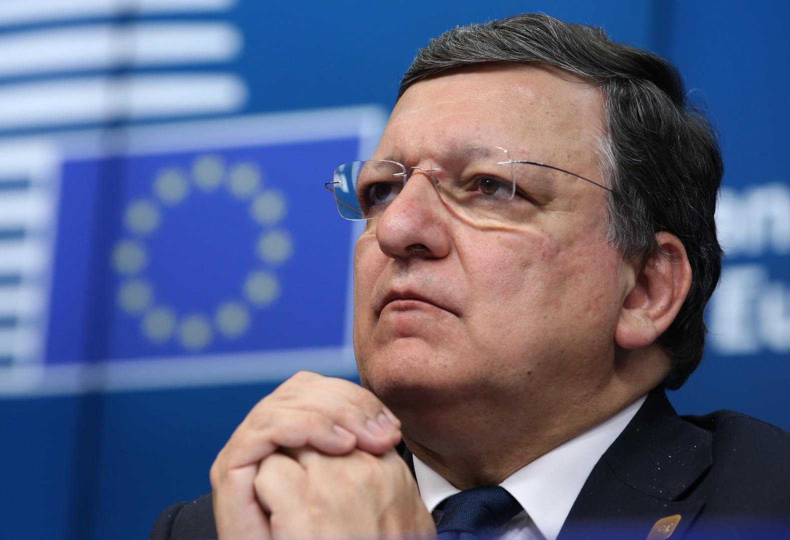 Jose Manuel Barroso je kar 10 let vodil Evropsko komisijo (foto: epa).