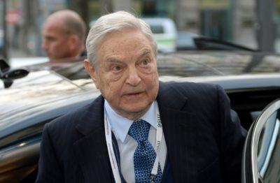 (George Soros) Foto: epa